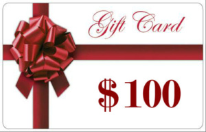 MJs Giftcard 100